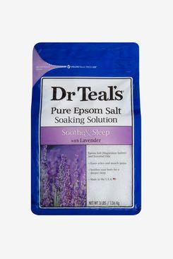 Dr Teal's Pure Epsom Salt Soothe & Sleep Lavender Soaking Solution