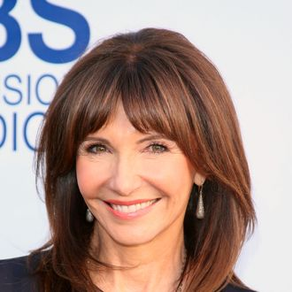 WEST HOLLYWOOD, CA - MAY 19: Actress Mary Steenburgen attends the 'CBS Summer Soiree' held at The London West Hollywood on May 19, 2014 in West Hollywood, California. (Photo by Mark Davis/Getty Images)