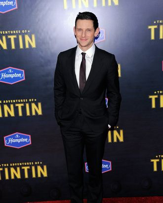 Actor Jamie Bell poses for a photo at the