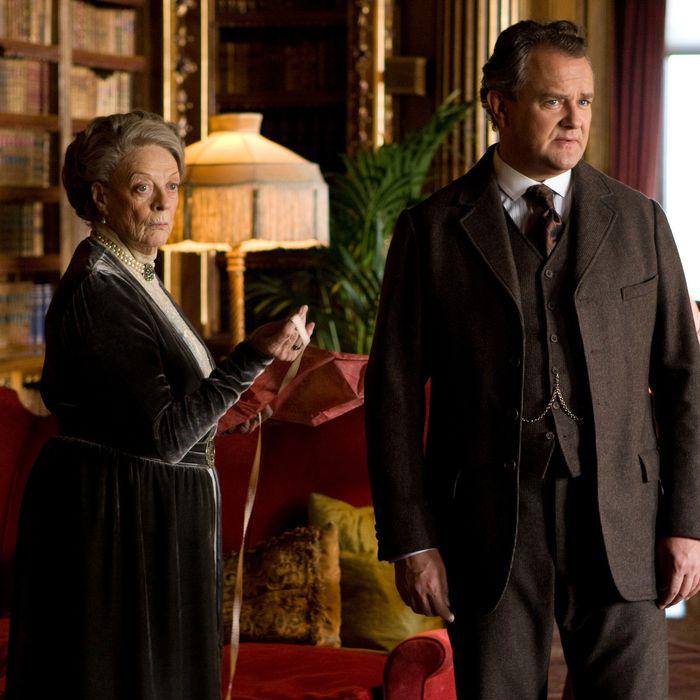 Downton Abbey Season 2 on MASTERPIECE Classic Part 7