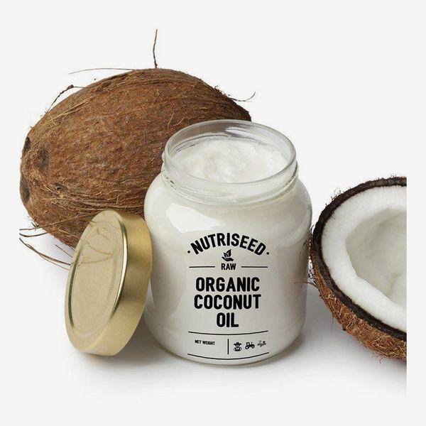 Nutriseed Raw Organic Virgin Coconut Oil 500ml