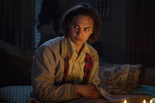 Frank Dillane as Nick - Fear The Walking Dead.