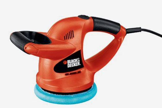 Black+Decker WP900 Random Orbit Waxer/Polisher
