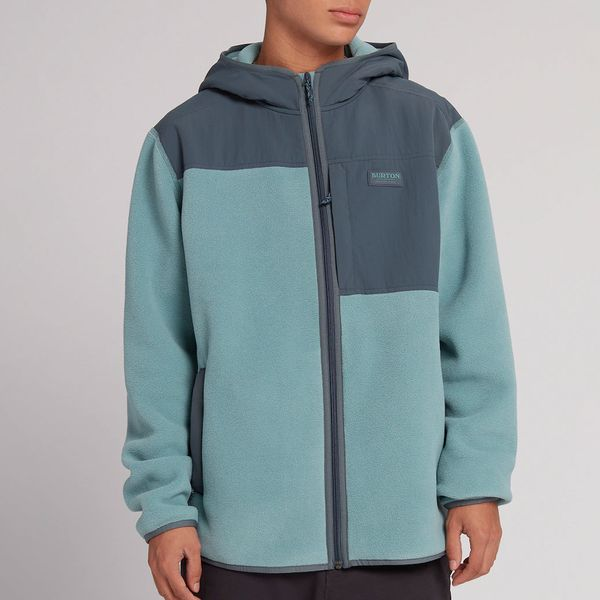 Burton Hearth Full-Zip Hooded Fleece