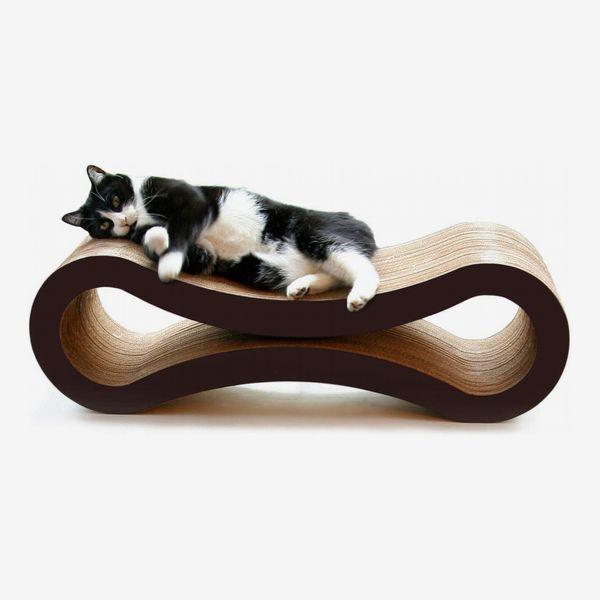 PetFusion Ultimate Cat-Scratcher Lounge
