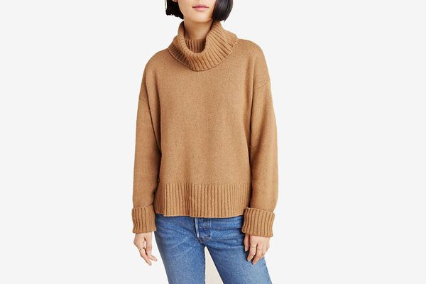 Anthropologie Blair Turtleneck Sweater