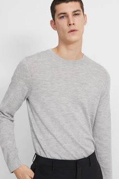 Theory Crewneck Sweater In Cashmere