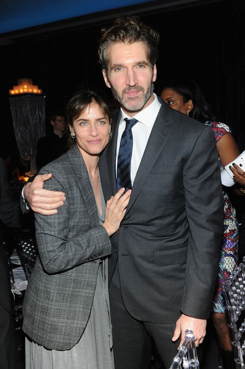 Amanda Peet husband game of thrones
