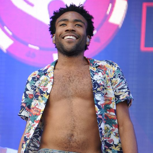 LAS VEGAS, NV - SEPTEMBER 20: Childish Gambino performs at the village at the iHeart Radio Music Festival at MGM Grand Garden Arena on September 20, 2014 in Las Vegas, Nevada. (Photo by Mindy Small/WireImage)