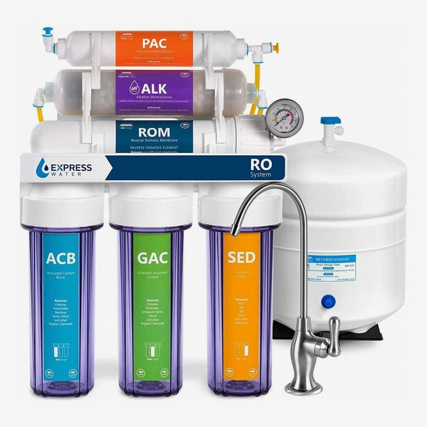 Express Water Reverse Osmosis Alkaline Water Filtration System
