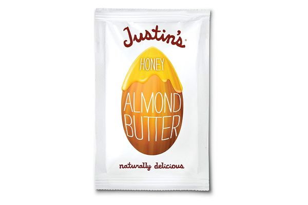 Justin's Almond Butter, Honey Squeeze Packs, 10-Pack