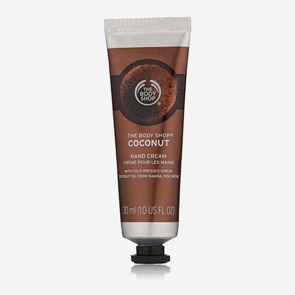 The Body Shop Coconut Hand Cream, 1 oz.