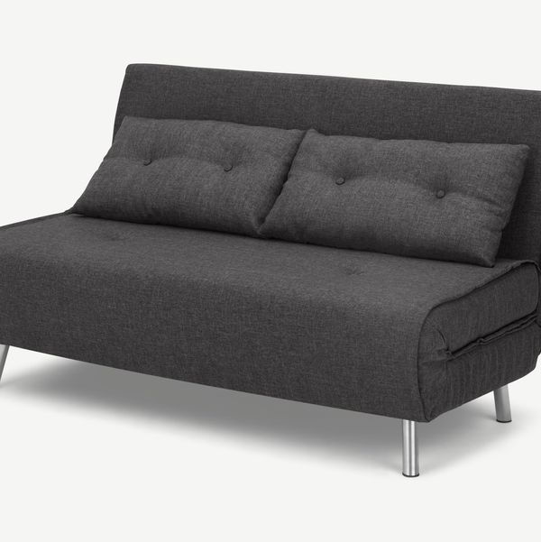 Haru Large Double Sofa Bed, Shadow Grey