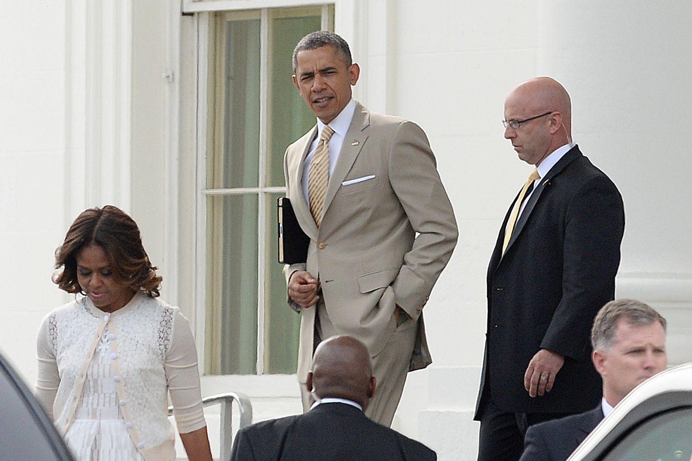 Barack Obama Is Not Cool