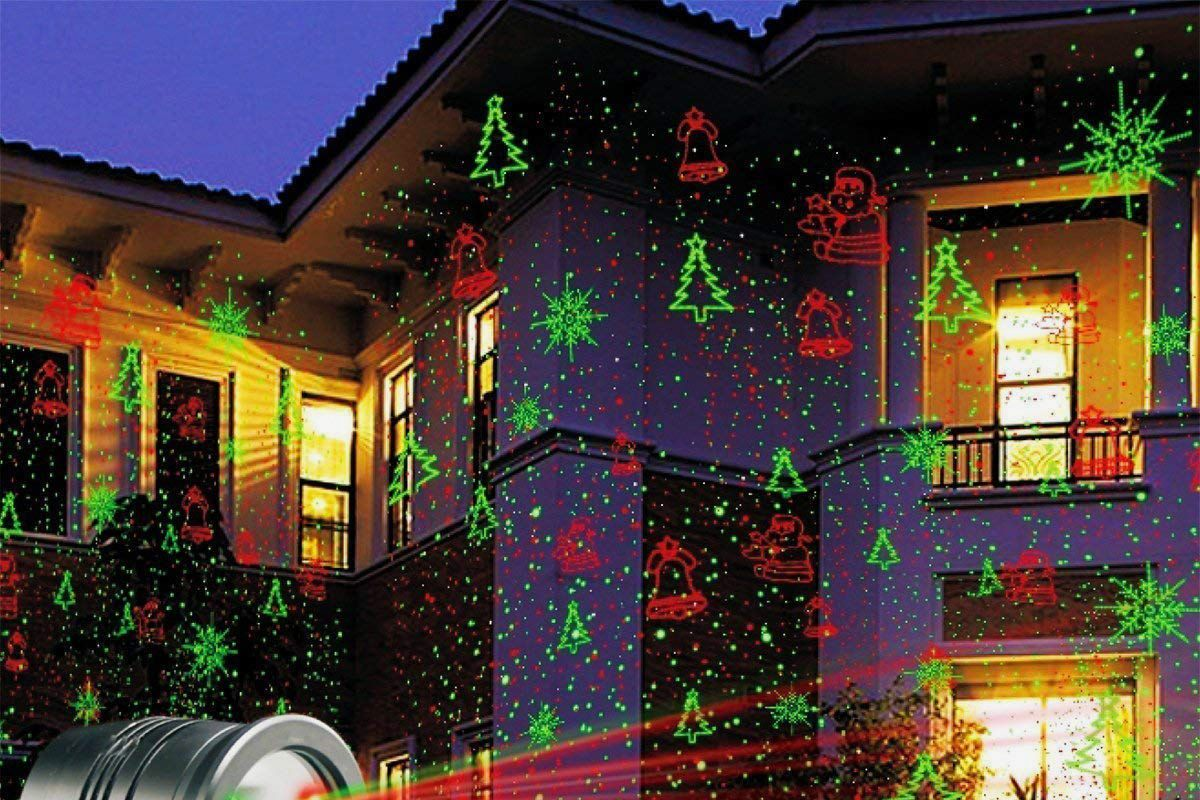 8 Best Christmas Light Projector 2018 The Strategist New York Magazine,Iphone Wallpaper Black And White Aesthetic Collage