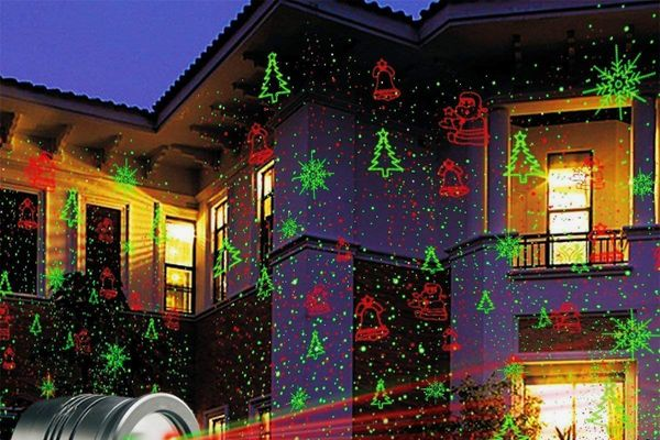 TOFU Christmas Laser Lights Projector