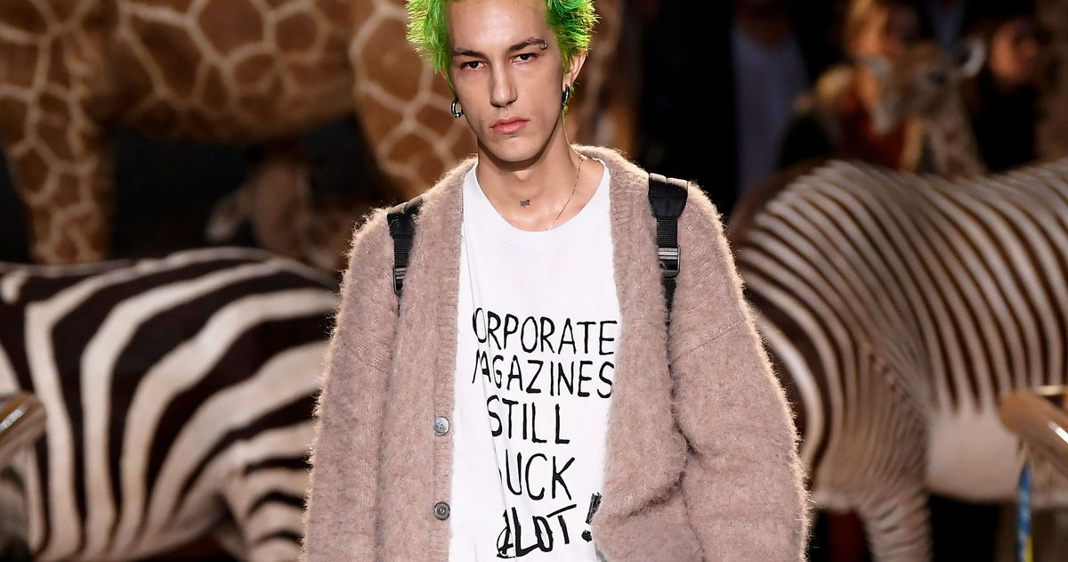 This Is the Most '90s Reference at Vetements