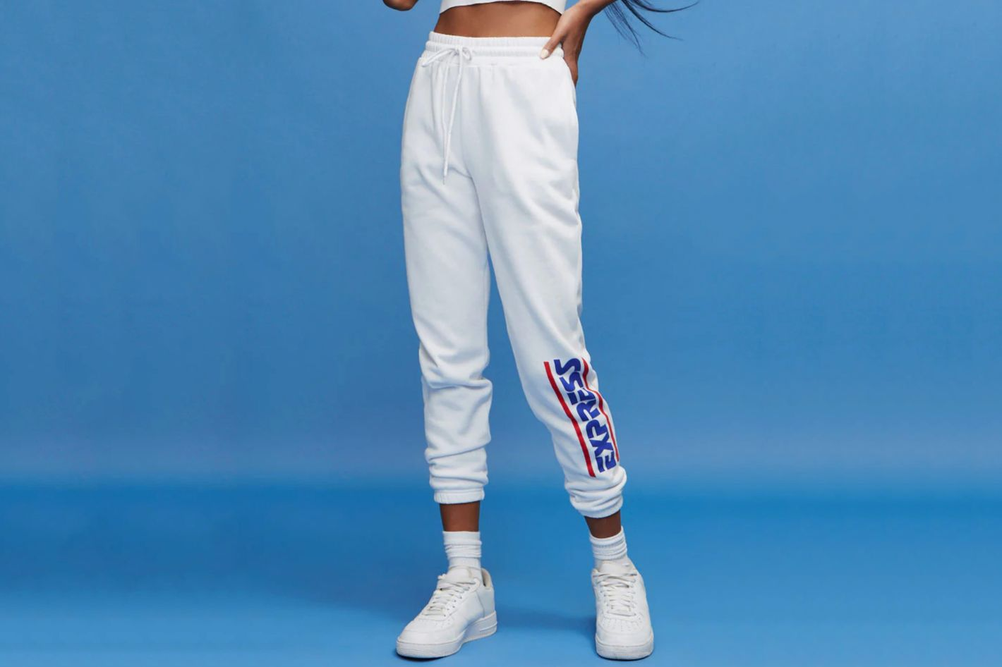 Forever 21 USPS Express Joggers
