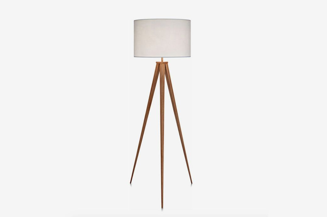 Roman Tripod Floor Lamp