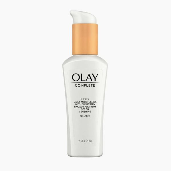 Olay Complete UV365 Sensitive Daily Moisturizer with Broad Spectrum SPF30