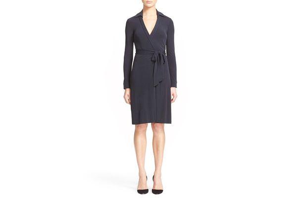 Diane von Furstenberg Jeanne Two Jersey Wrap Dress