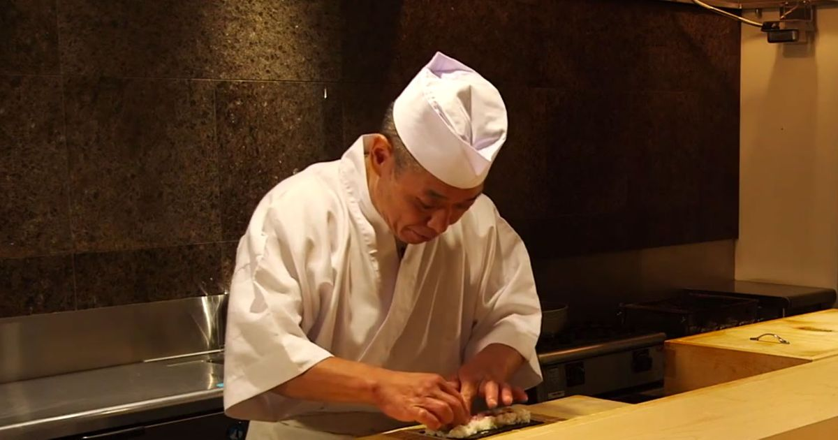 Watch a Tokyo Chef Explain the Rules of Eating Sushi