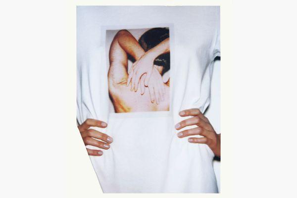 Andy Warhol: Torso Crewneck Unisex T-Shirt