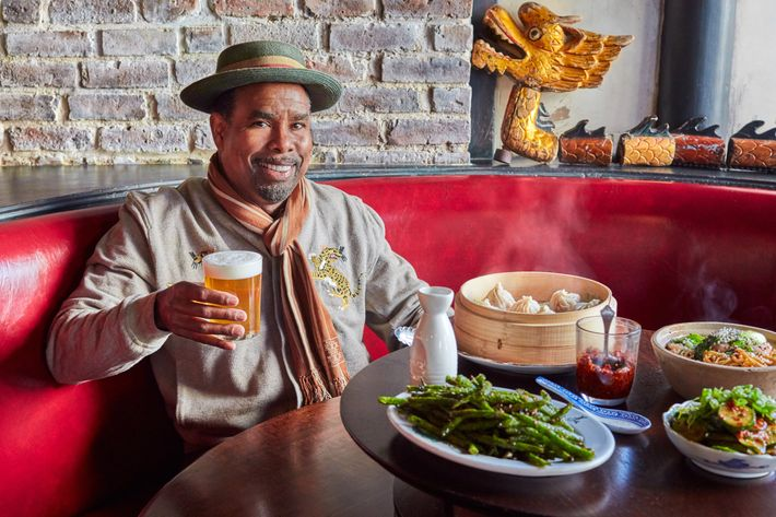Brooklyn Brewery's Garrett Oliver Has Mutton Coursing Through His Veins