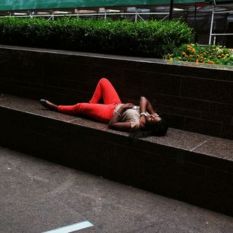 Extreme Heat Grips New York City