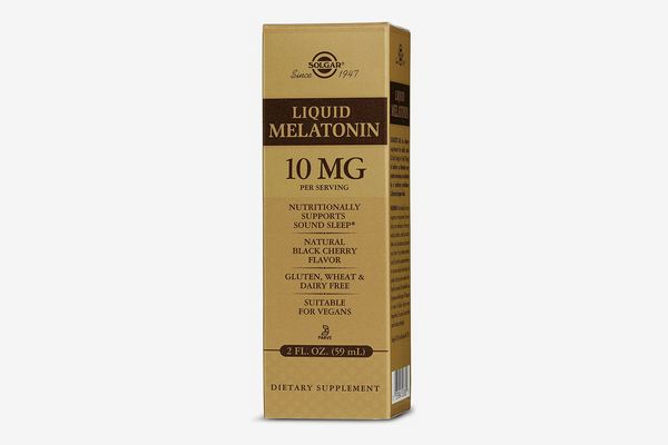 Solgar Liquid Melatonin, 10 mg