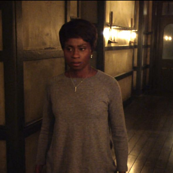 Adina Porter as Lee Harris.