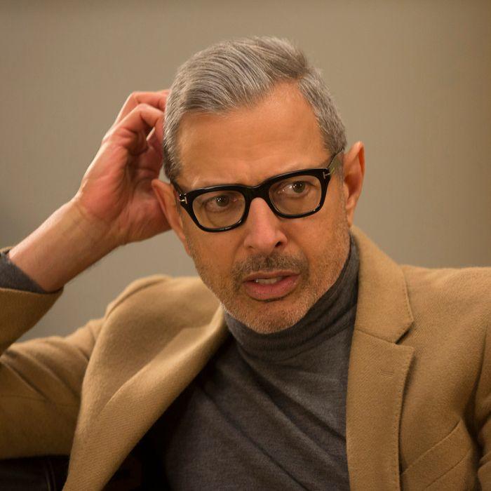Jeff Goldblum as Dr. Dave.