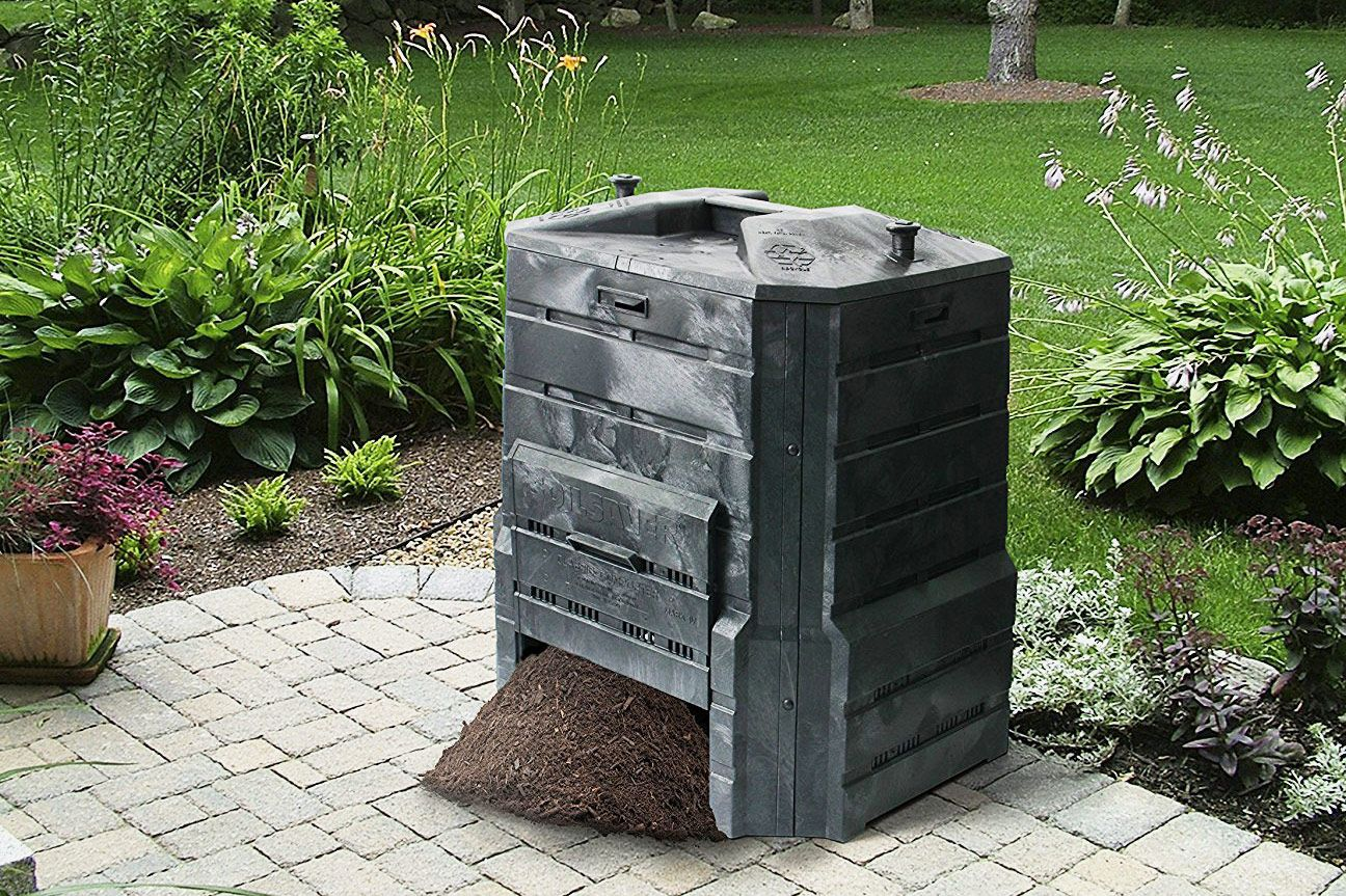 Algreen Products Soil Saver Clic Compost Bin