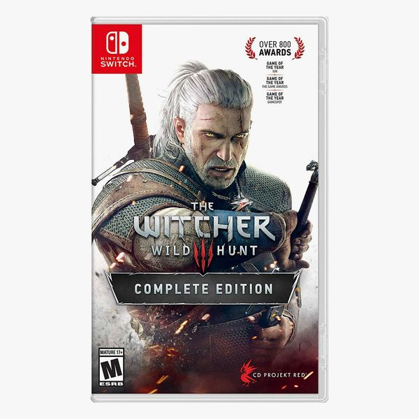 Nintendo Switch Witcher 3: Wild Hunt