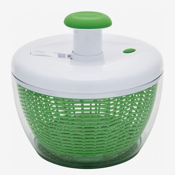 Farberware Easy-to-use Pump Spinner with Bowl