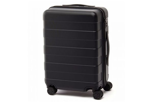 Muji Adjustable Handle Hardy Carry Suitcase