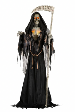 Home Accents 7-Foot Animated LED Inferno Reaper