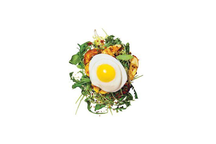 Little Chef's egg bowl.