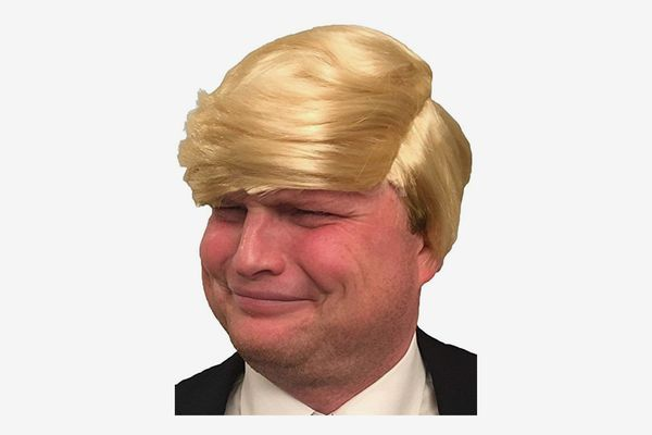 Hisilli 2 pc. Hilarious Donald Trump Wig
