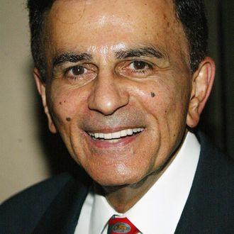 DJ Casey Kasem attends the Seventh Annual Awards Dinner 63rd birthday celebration for Reverend Jesse L. Jackson, Sr. at the Beverly Hilton Hotel on October 14, 2004 in Beverly Hills, California. The event was sponsored by the Rainbow/Push and the Citizenship Education Fund.