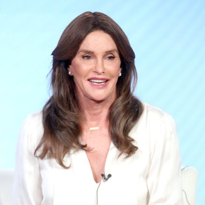 Caitlyn Jenner.