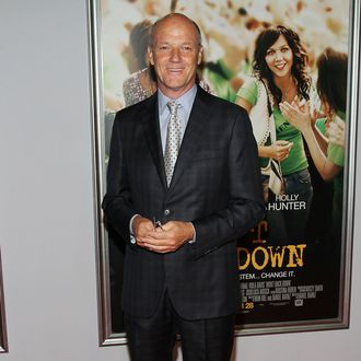 MSNBC President Phil Griffin attends the