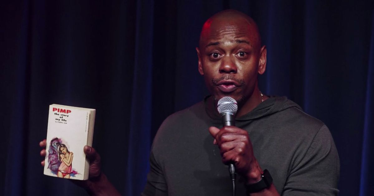 dave chappelle roots skit