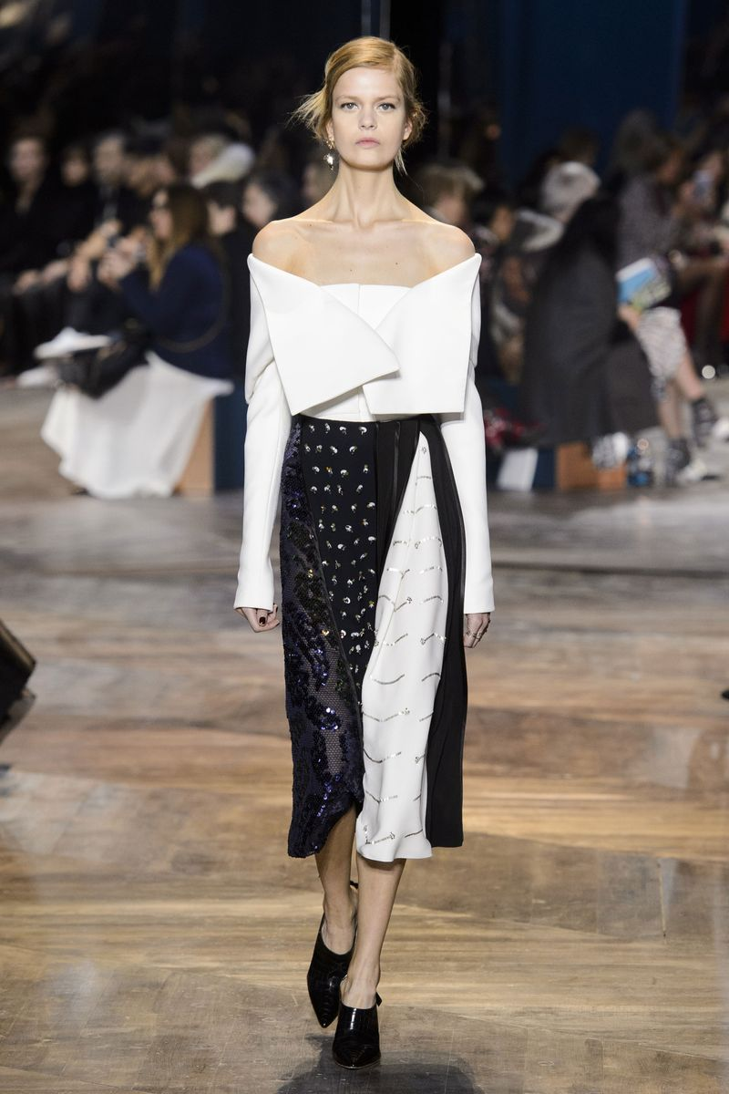 Christian dior spring 2016 couture the cut for Fashion couture 2016