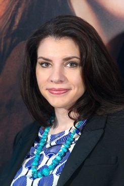 "Author Stephenie Meyer attends a photocall for ""The Host"" (La Huesped) at the ME Hotel on March 4, 2013 in Madrid, Spain."