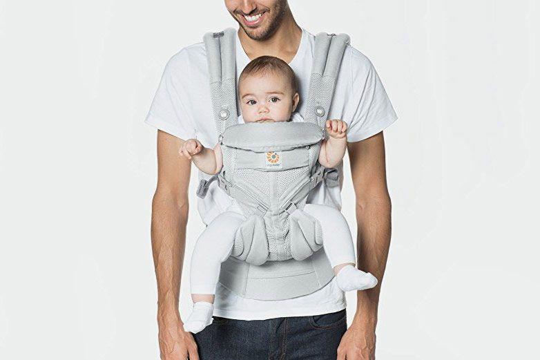 Ergobaby Omni 360 Cool Air Mesh Ergonomic Baby Carrier