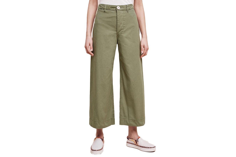Logan Wide-Leg Crops