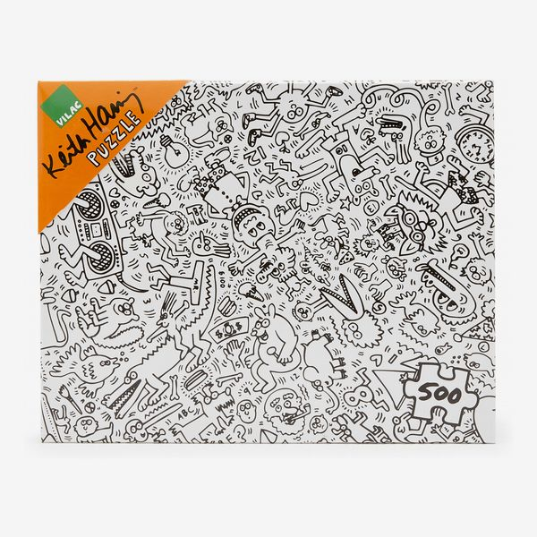 Keith Haring 500-Piece Jigsaw Puzzle