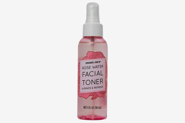 Rose Water Facial Toner Hydrate and Refresh by Trader Joe's
