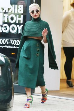 London Celebrity Sightings -  June 8, 2015